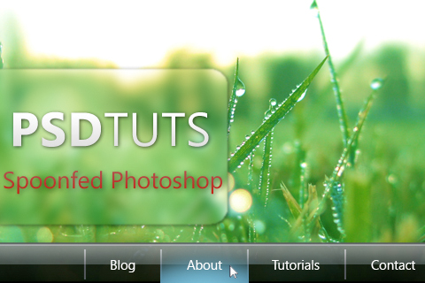 26 40 Quality Photoshop UI Design Tutorials