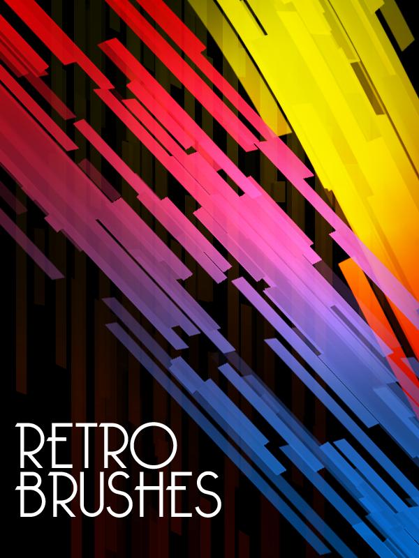 full retro brush preview